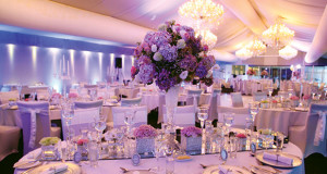 Incorporating Fashion into your Reception