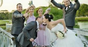 Hayley Dobson married Emile Goddaer