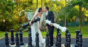 Be the most romantic groom