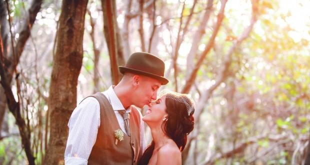 Felicity Hales married Zac Ryding