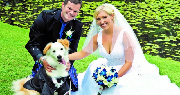 Laura Millar married Stewart Shankland