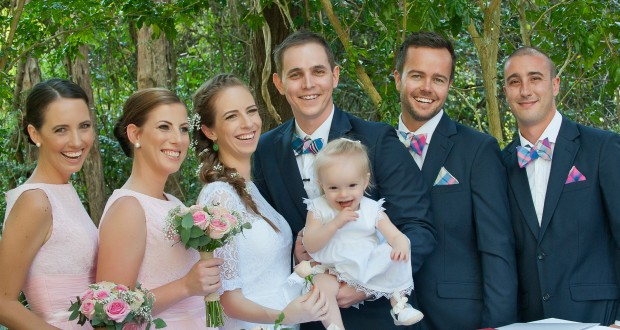Peta Reed married Anthony Rickert
